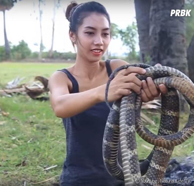Une youtubeuse lynchée pour s'être filmée en train de cuisiner des espèces protégées
