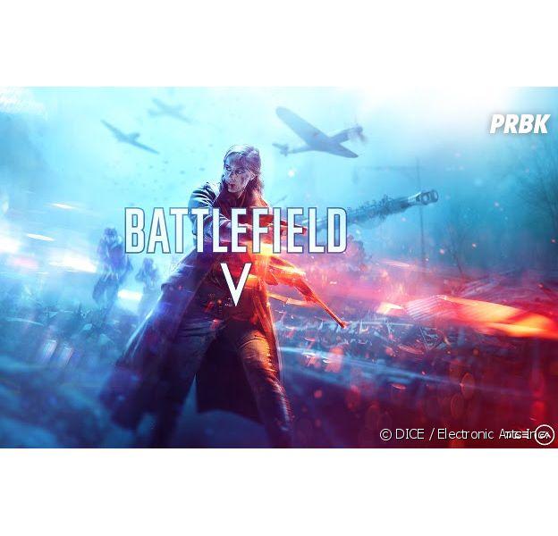 Battlefield V : la présence d'une femme soldat divise les gamers