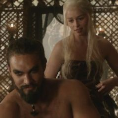 Emilia Clarke : Jason Momoa trop bien membré pour être nu dans Game Of Thrones ?