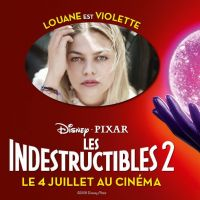 Les Indestructibles 2 : Louane au casting, elle remplace Lorie