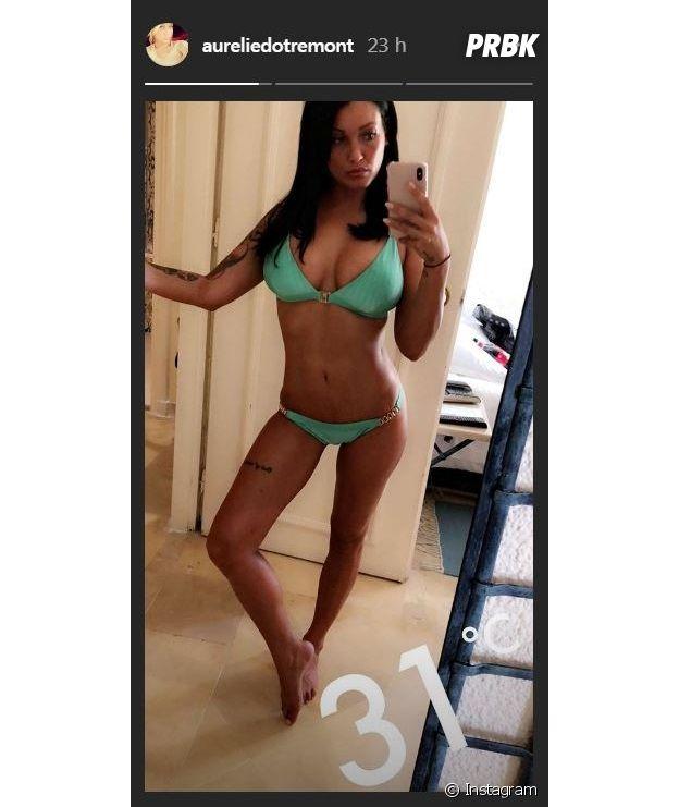 Aurélie Dotremont clashée pour son opération de chirurgie esthétique aux seins : elle répond aux critiques !