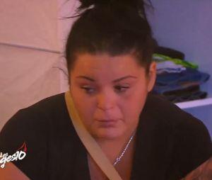 Eddy (Les Anges 10) débarque dans l'aventure, Sarah Fraisou fond en larmes