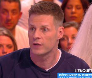 """Matthieu Delormeau répond aux attaques de Lââm : """"je ne l'ai pas humiliée"""""""