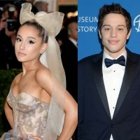 Ariana Grande et Pete Davidson en couple : la photo qui semble officialiser
