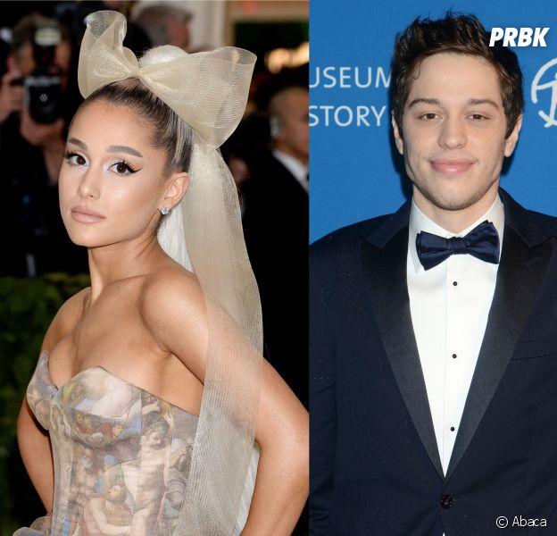 Ariana Grande et Pete Davidson en couple : la photo qui semble officialiser sur Instagram !