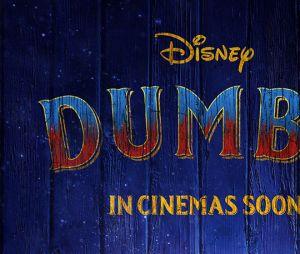 L'affiche de Dumbo, au cinéma le 27 mars 2019