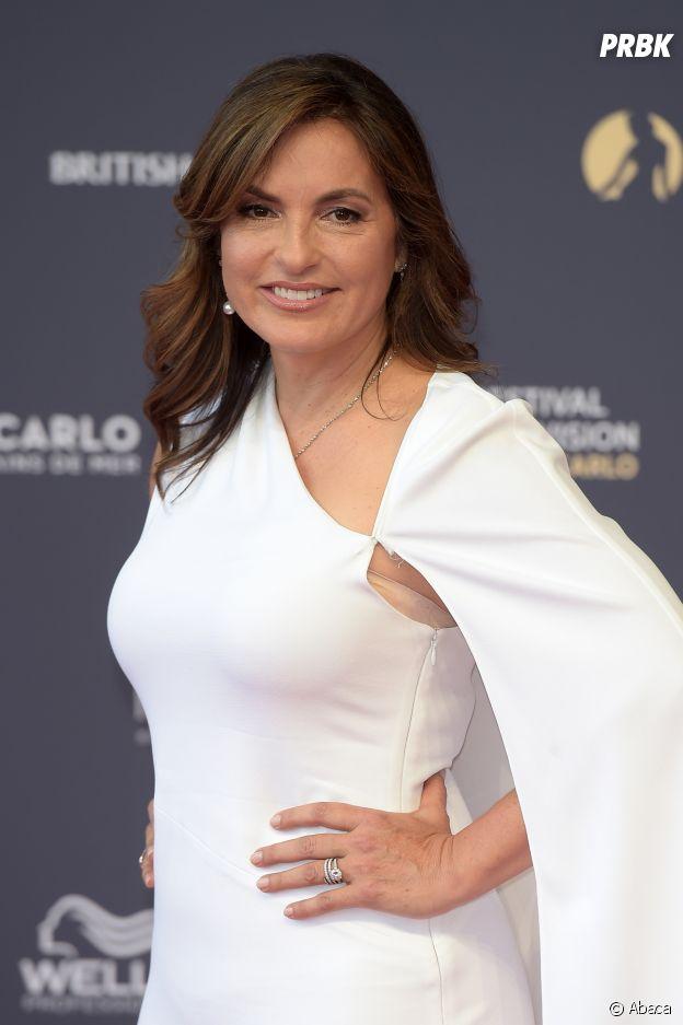 Mariska Hargitay à la cérémonie d'ouverture du Festival de télévision de Monte Carlo 2018