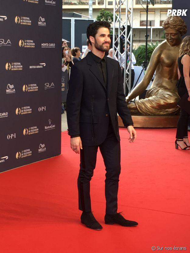Darren Criss à la cérémonie d'ouverture du Festival de Monte Carlo 2018
