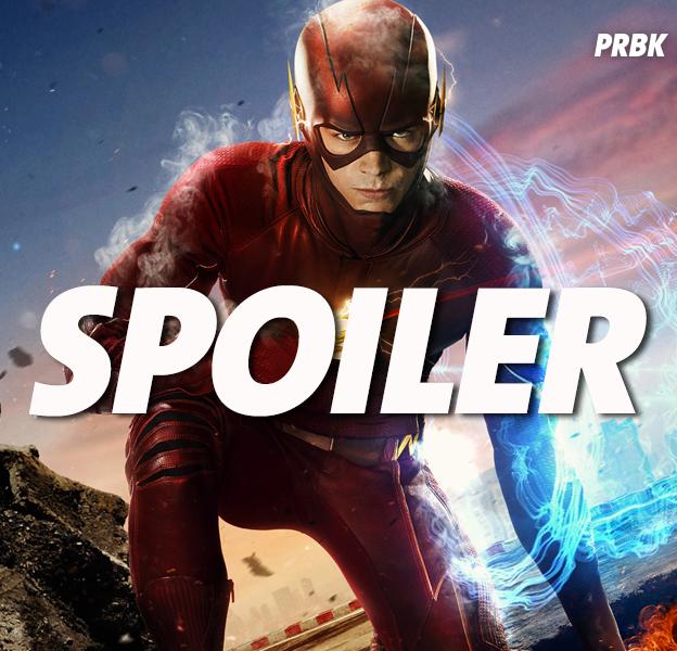 The Flash saison 5 : Barry et Iris bientôt séparés à cause de Nora ?