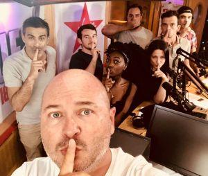 Cauet quitte Virgin Radio après un an seulement