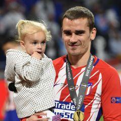 """Antoine Griezmann : sa fille Mia ? """"J'essaie de la préserver"""""""