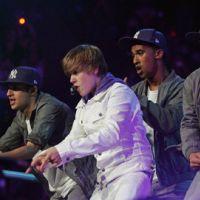 Justin Bieber en concert aux US ... 10 photos du phénomène