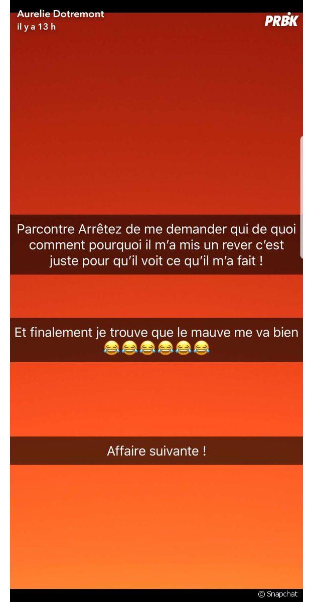 Aurélie Dotremont se confie sur son agression