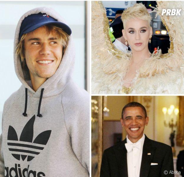 Justin Bieber, Katy Perry et Barack Obama perdent des millions de followers sur Twitter