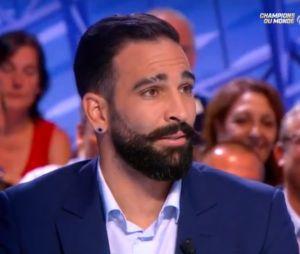 Adil Rami : ghostbuster, évacuation  de l'hôtel des Bleus... On connaît l'histoire de l'extincteur !