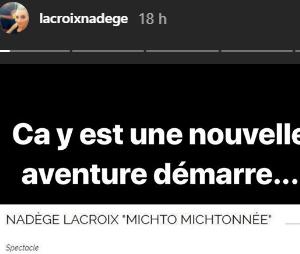 """Nadège Lacroix lance son propre One Woman Show """"Michto Michtonnée"""""""