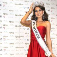 10 photos de Jimena Navarrete ... Miss Univers 2010