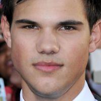 Taylor Lautner ... Dur dur d'être beau