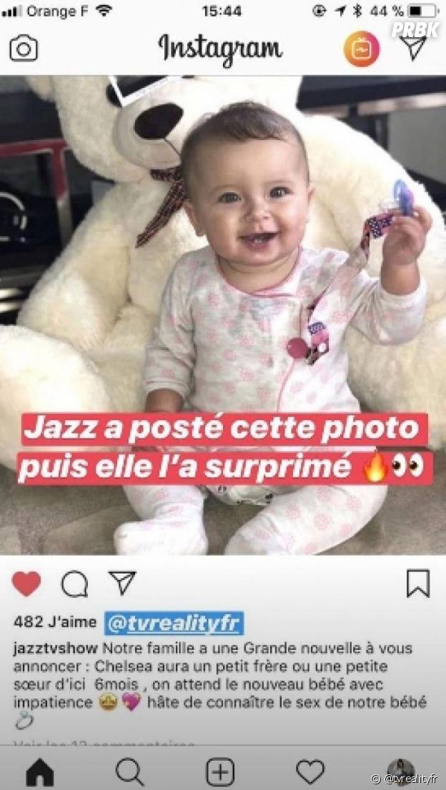 Jazz enceinte de son 2e enfant avec Laurent ? Ils confirment