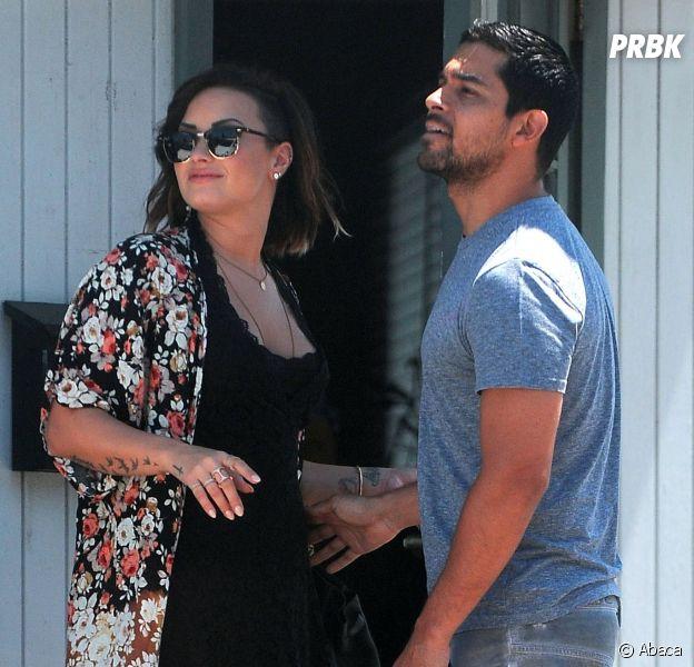 Demi Lovato et Wilmer Valderrama de nouveau en couple ? Il voudrait la demander en mariage