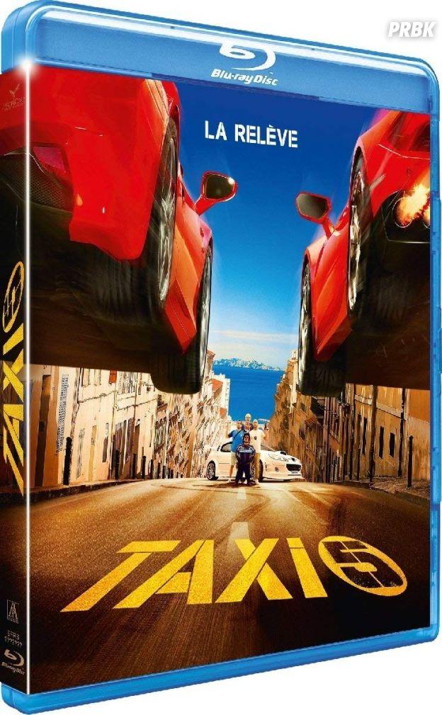 Taxi 5 est disponible en DVD et Blu-ray