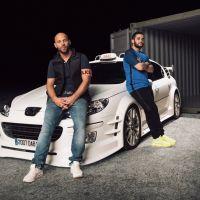 Taxi 5 : Franck Gastambide et Malik Bentalha font le show à Marseille en DVD et Blu-ray