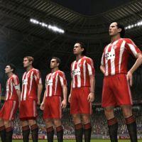 PES 2011 ... Franck Ribery et son équipe en photos