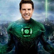 Green Lantern : Tom Cruise futur super-héros au ciné chez DC ?