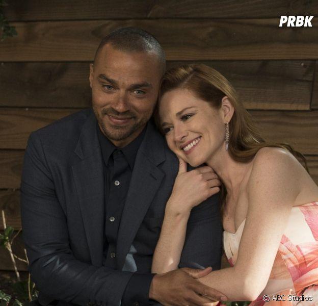 Grey's Anatomy saison 15 : Sarah Drew (April) déjà bientôt de retour ?