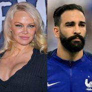 """Pamela Anderson toujours avec Adil Rami : elle admire """"sa fidélité"""" et avoue être amoureuse"""