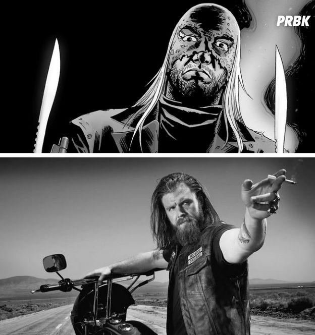 The Walking Dead saison 8 : un méchant sanguinaire et flippant débarque