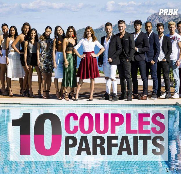 10 couples parfaits 2 : la date de diffusion, les 20 candidats et les 1ères images dévoilés.