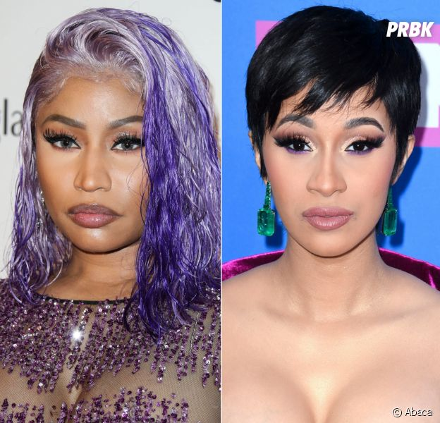 Nicki Minaj VS Cardi B : violente bagarre entre les deux rappeuses à la Fashion Week