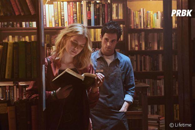 Penn Badgley (Gossip Girl) va jouer un libraire qui harcèle une cliente dont il est tombé amoureux.