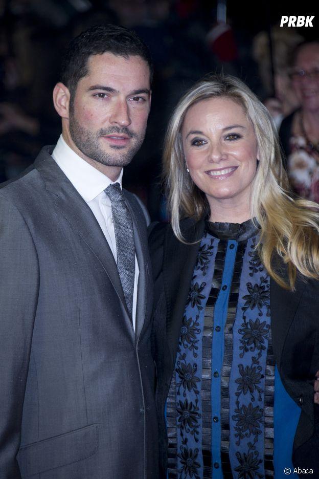 Tom Ellis et son ex-femme Tamzin Outhwaite