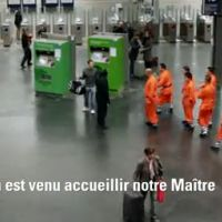 Bienvenue, Au revoir ... Quand la SNCF fait du buzz c'est réussi