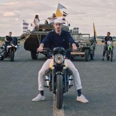 """Clip """"1000°"""" : Lomepal et Roméo Elvis en mode Mad Max 💥"""