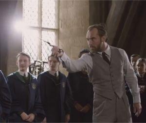 Les Animaux fantastiques 2 : Dumbledore en plein cours
