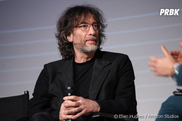 Neil Gaiman signe un contrat d'exclusivité avec Prime Video