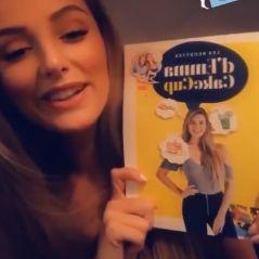 """Emma CakeCup sort son livre de recettes : """"On n'a pas fait un livre de cuisine classique"""""""