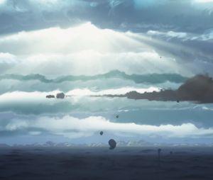 """Orelsan amoureux dans le clip """"Paradis""""."""