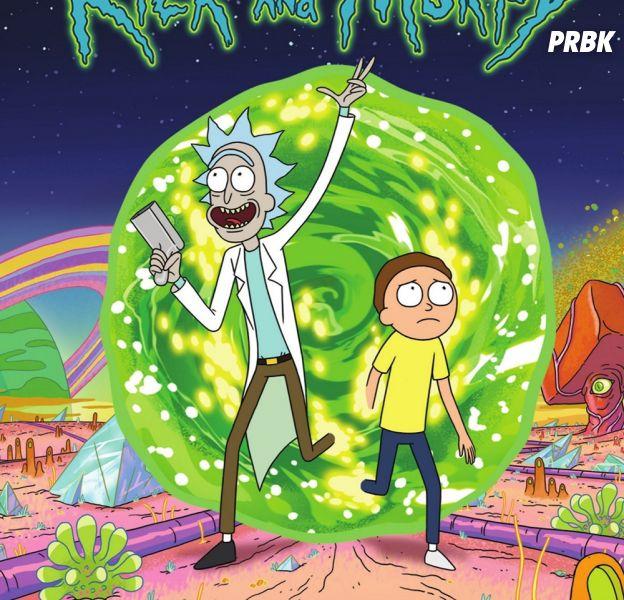 Rick & Morty prête à quitter Netflix ? La plateforme répond