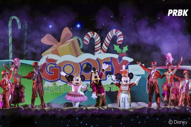 Disneyland Paris et Walt Disney Studios : toutes les nouveautés pour Noël.