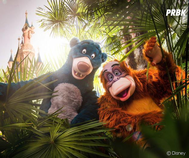 Disneyland Paris et Walt Disney Studios : toutes les nouveautés pour le Festival du Roi Lion et de la Jungle.