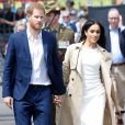 Meghan Markle enceinte du Prince Harry : les premières photos de la future maman depuis l'annonce officielle de sa grossesse.