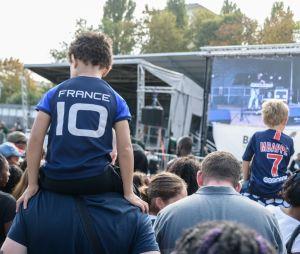Kylian Mbappé : le Champion du monde accueilli en héros à Bondy
