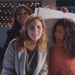 Plan Coeur parodie Love Actually pour annoncer la date de diffusion sur Netflix