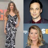 Jim Parsons, Sofia Vergara, Ellen Pompeo... : le classement des stars de séries les mieux payés 💰