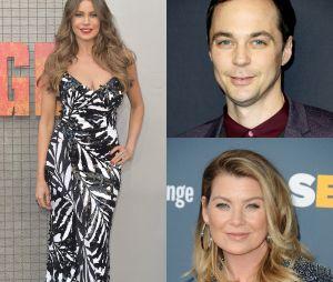 Jim Parsons, Sofia Vergara, Ellen Pompeo... : le classement des stars télé les mieux payés