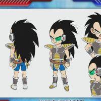 Dragon Ball Super : Nappa et Raditz dans le film... mais totalement différents